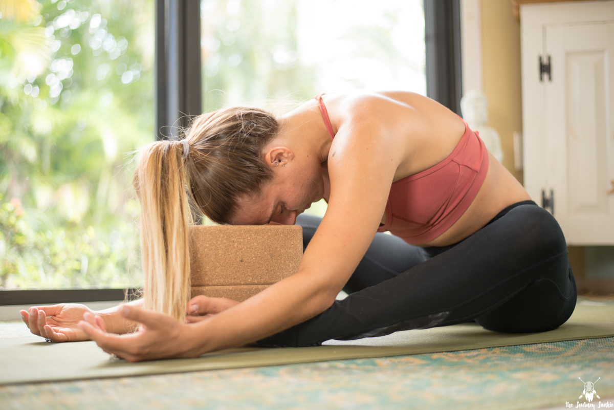 in Yoga Flow for Low Back Relief (60 Minute Video) - Pin now, find relief for your lower back by joining me for an incredible sixty minute flow, where together we'll explore the dynamics of yin yoga postures that are healing and beneficial for the lower back region!