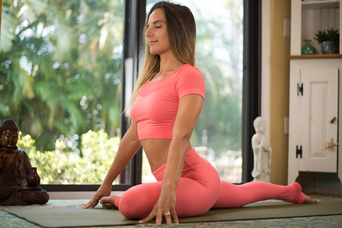 Morning Yoga: Practice Gratitude for Your Day Ahead - Pin now, step on your mat now, get grateful now!