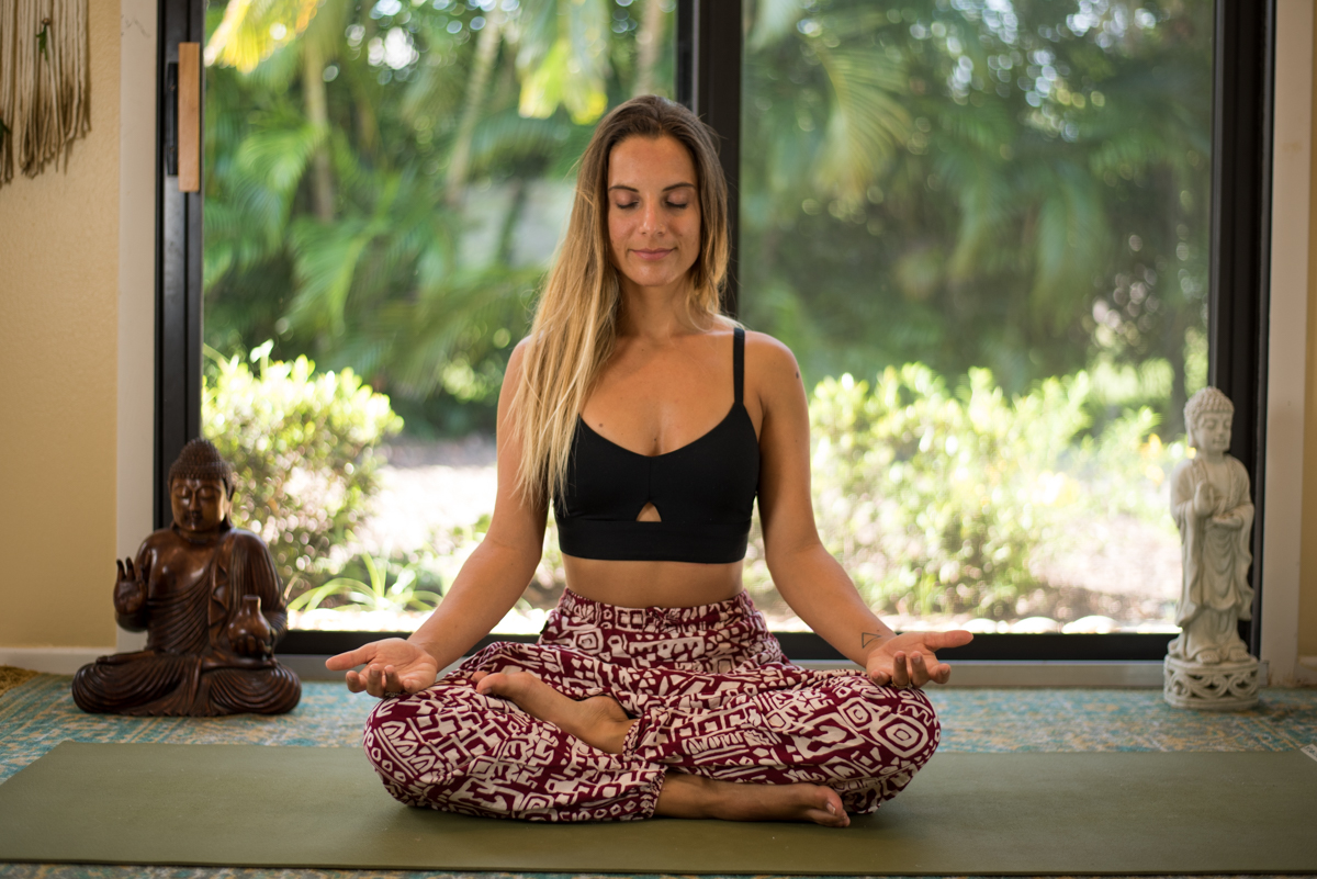 Morning Yoga Video: Restorative Practice to Reconnect - Pin now, step on your mat, relax now!
