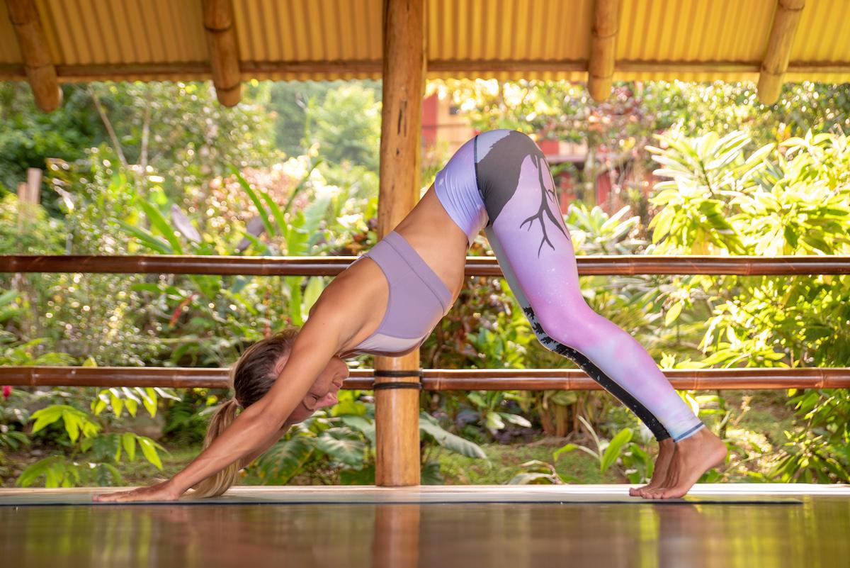 Morning Yoga Practice to Awaken Your Feminine Nature