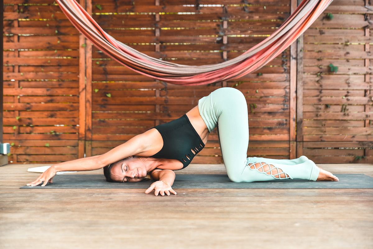 Thoracic Spine Yoga Class: 15 Minute Yoga Practice to Strengthen & Soften Your Heart